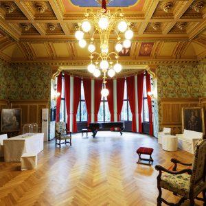 Saal in Haus Wahnfried