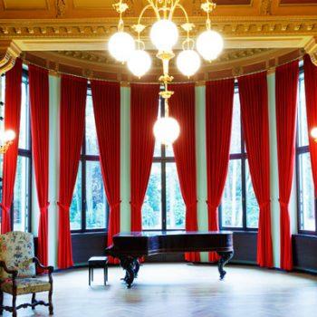 Foto: Saal in Haus Wahnfried (Ausschnitt)