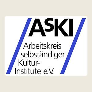 Logo Arbeitskreis selbständiger Kultur-Institute e.V. – AsKI
