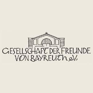 Logo Gesellschaft der Freunde von Bayreuth e. V.