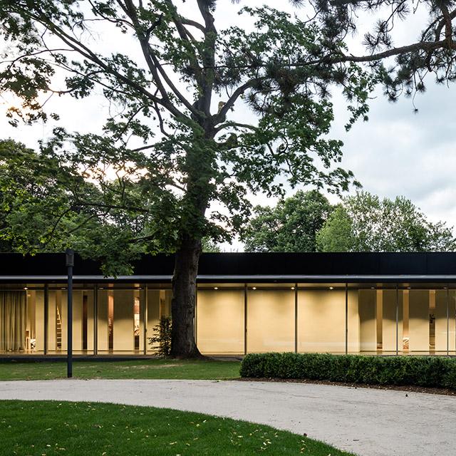 Neubau und Haus Wahnfried