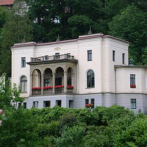 Foto: Außenaufnahme Reuter-Wagner Museum Eisenach