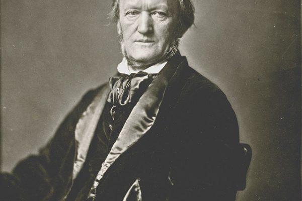 Foto: Richard Wagner, Fotograf: Hanfstaengl, 1871