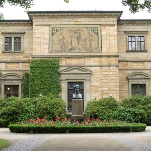 Haus Wahnfried, Richard Wagner Museum, Bayreuth, 2004