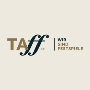 Logo TAFF e. V. – Team aktiver Festspielförderer