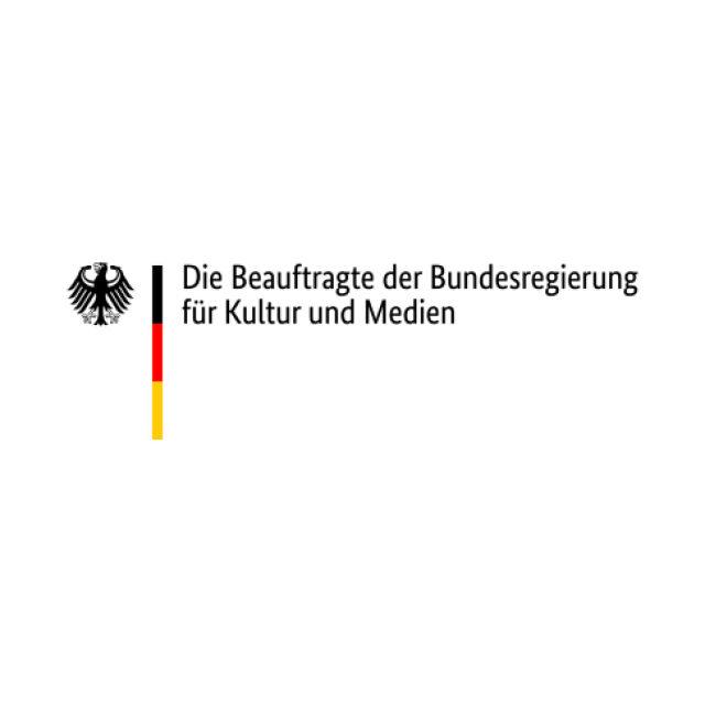 Logo der Beauftragten der Bundesregierung für Kultur und Medien