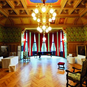 Haus Wahnfried, Saal – Foto: Thomas Köhler © Nationalarchiv der Richard-Wagner-Stiftung, Bayreuth