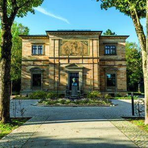 Foto von Haus Wahnfried, Vorderseite