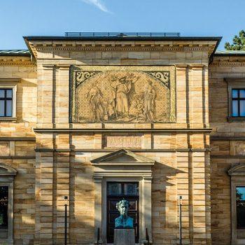 Haus Wahnfried, Vorderseite