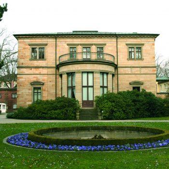 Foto von Haus Wahnfried, Gartenseite, 2007
