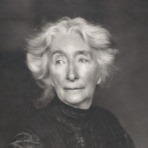 Cosima Wagner, 1911 – Foto: Jacob Hilsdorf © Nationalarchiv der Richard-Wagner-Stiftung, Bayreuth