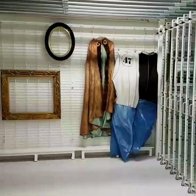 Foto: Im Depot des Richard Wagner Museums
