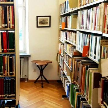 Foto: Forschungsbibliothek der Richard-Wagner-Stiftung im Siegfried Wagner-Haus