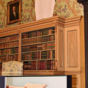 Foto: Intervention zu Ludwig van Beethoven in der Dauerausstellung im Saal von Haus Wahnfried