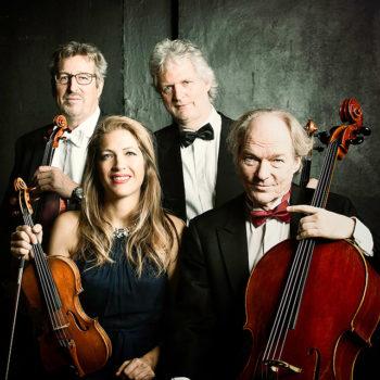 Foto: Voyager Quartet