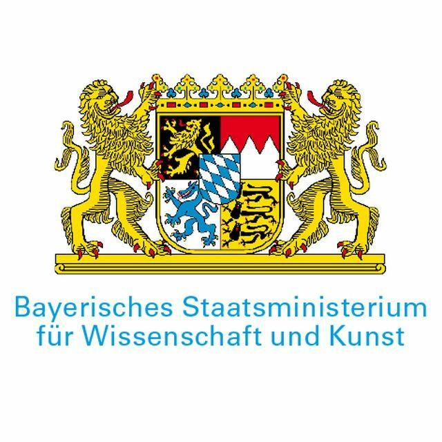 Logo des Bayerischen Staatsministeriums für Wissenschaft und Kunst